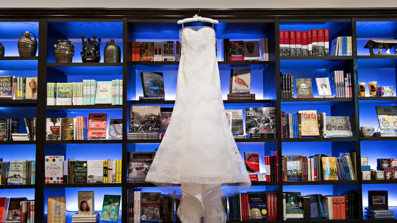 atlanta history museum private events; wedding dress