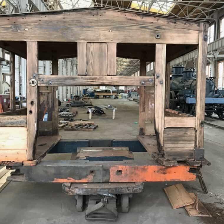 texas locomotive renovations