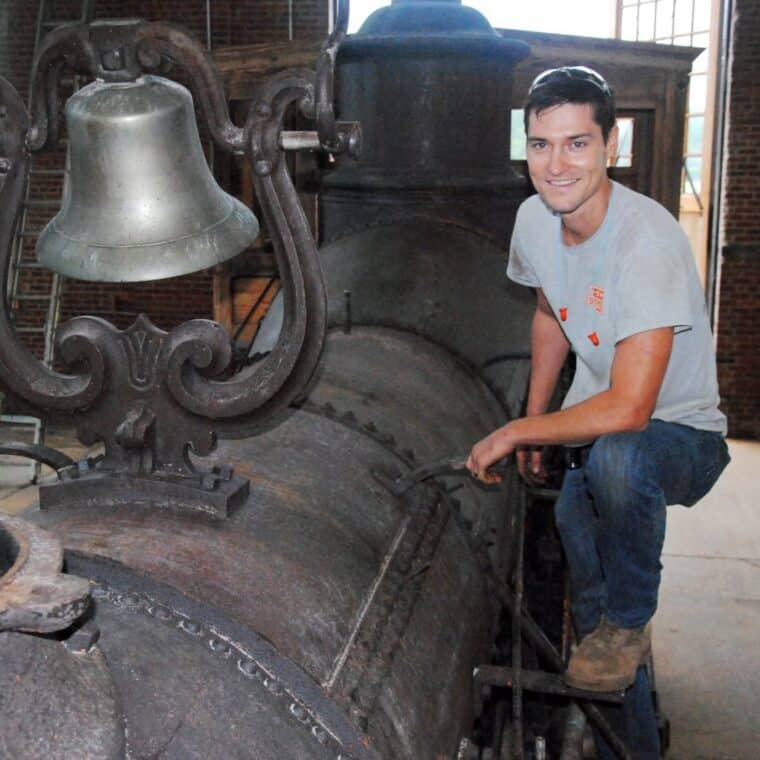 texas locomotive, Max Sigler