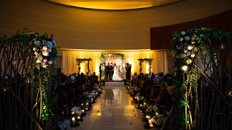 wedding set up image for AHC magazine