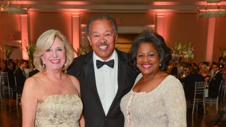 Jenny Pruitt with Robert and Cheryl Franklin