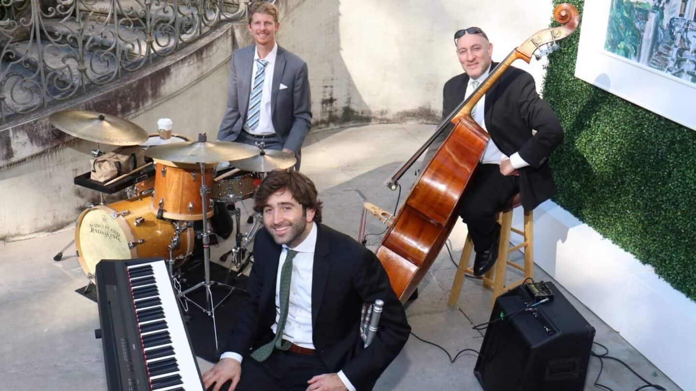 Joe Alterman and musicians