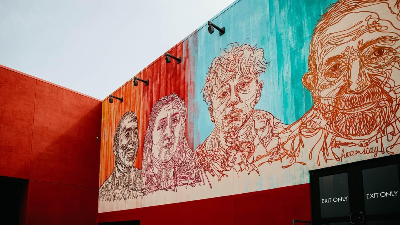 Mi Gente Mural