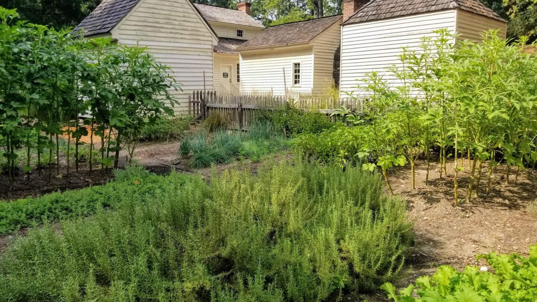 Smith Farm Kitchen Garden
