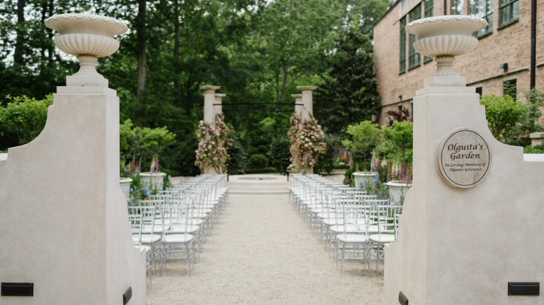 Wedding at Olguita's_Setup