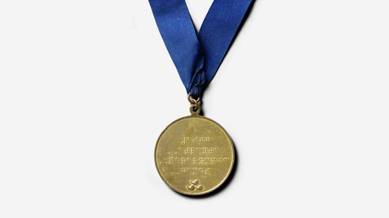 Paralympics medal