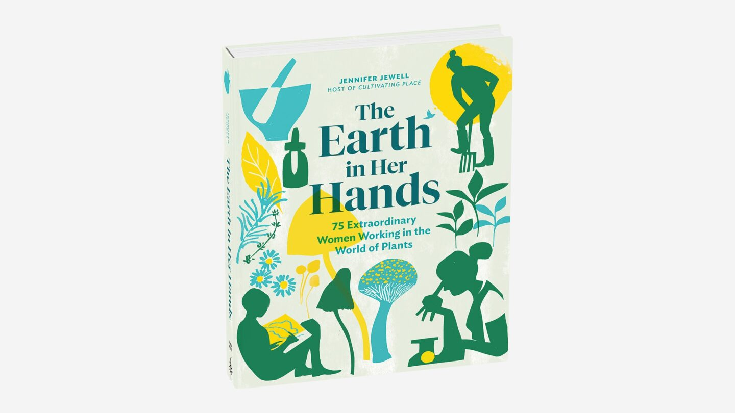 the Earth is in her Hands book web listing