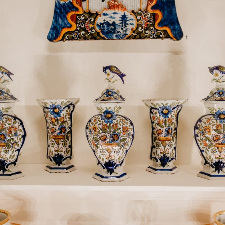 Shutze pottery