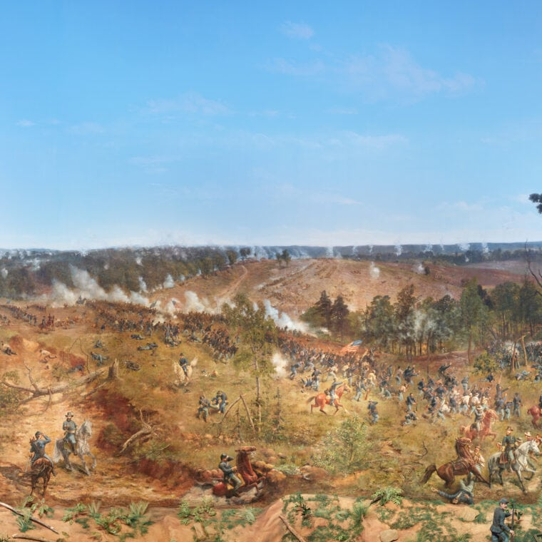 Cyclorama, the Big Picture, landscape