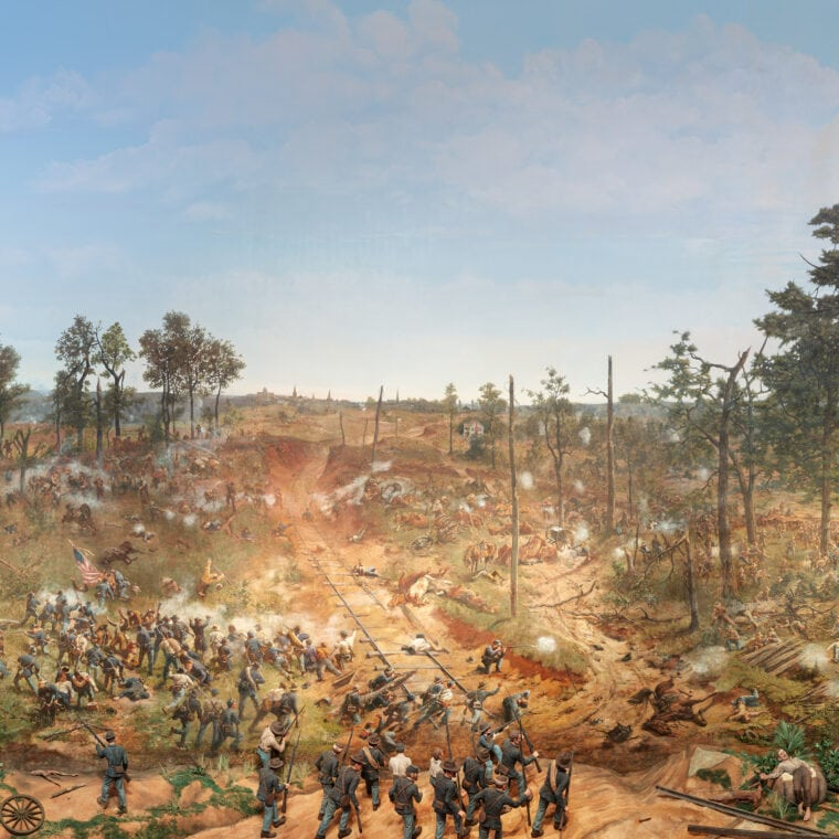 Cyclorama, the Big Picture