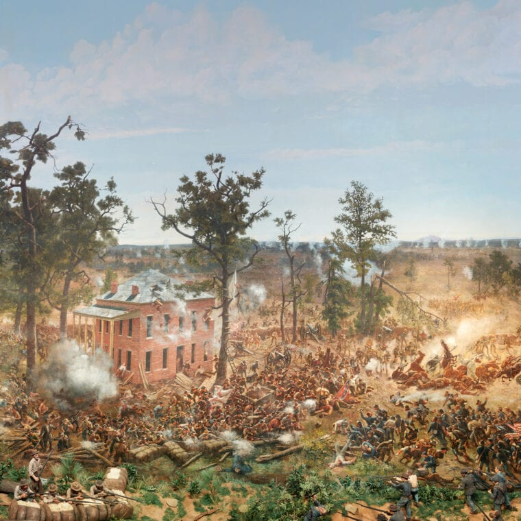 Cyclorama, the Big Picture, scaled