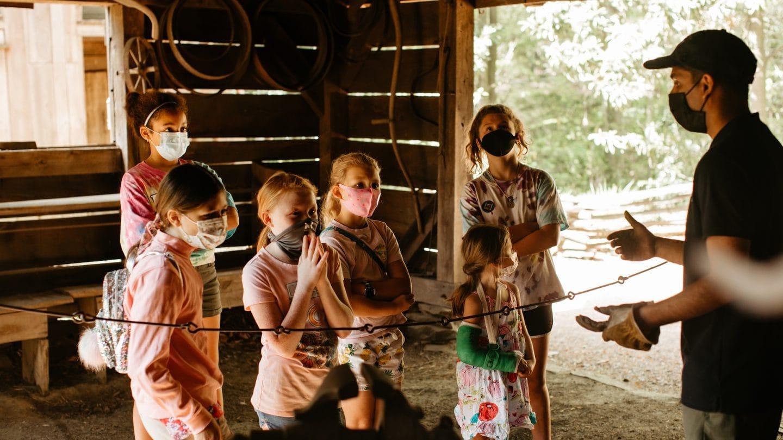 Homeschool Day on Smith Farm