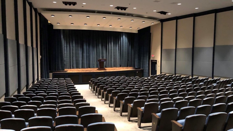 Woodruff Auditorium