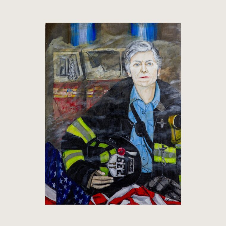 Brenda Berkman, Captain [Retired], Fire Department of New York
